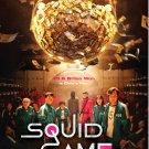 Korean Drama DVD Squid Game Vol.1-9 (2021 Film) English Dubbed