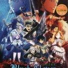 Anime DVD Black Clover Season 1-4 Vol.1-170 End English Dubbed