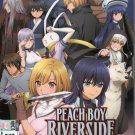 Anime DVD Peach Boy Riverside Vol.1-12 End English Subtitle