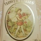 Flower Fairies Birthday Book 1979 Cicely M. Barker rare version date book