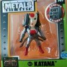 Jada Metals Diecast Mini Figure Suicde Squad Katana Rare Variant Black Belt edition