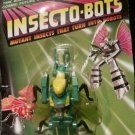 Transforming Insect Mantis  Insecto-Bots rare action figure knock-off by Chigo
