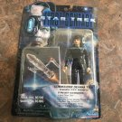 Deanna Troi action figure star trek first contact playmates 1996 collectible toy