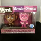 Funko VYNL Monster cereals count chocula & franken berry 2 pack figures shop exclusive