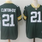 Green Bay Packers #21 Ha Ha Clinton-Dix Green Men's Limited Jersey Stitched