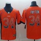 Men's Womens Walter Payton #34 Chicago Bears Orange Football Jersey