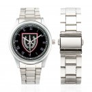 KSK Germany Kommando Spezialkräfte Logo Watches best deals Men's Wristwatches Stainless Band
