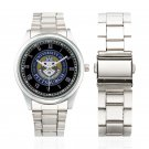 University of Pittsburgh Watch Watches best deals Men's Wristwatches Metal Case Stainless Band