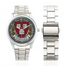 University Of Harvard Watches best deals Men's Wristwatches Case Stainless Band