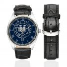 University of Oxford Watch Watches Leather Strap  top deal best deals Men's Wristwatches