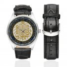 University of California, San Diego Watches Leather Strap  top deal best deals Men's Wristwatches