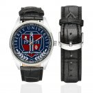 Liberty University Watch Watches Leather Strap  top deal best deals Men's Wristwatches