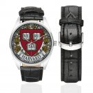 Harvard University Watch Watches Leather Strap  top deal best deals Men's Wristwatches