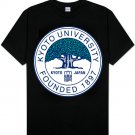 Personalized Kyoto University Japan Most Popular T-Shirts Tee unique Shirts trends 100 % Cotton
