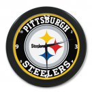 Personalized Pittsburgh Steelers Best Modern Wall Clocks Home Business Shop For Gift Popular Clocks