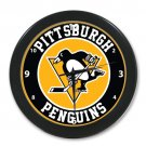 Personalized Pittsburgh Penguins Best Modern Wall Clocks Home Business Shop For Gift Popular Clocks