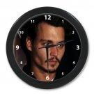 Johnny Depp Best Modern Wall Clocks Home Business Shop For Gift Popular Clocks