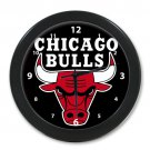 Personalized Chicago Bulls Best Modern Wall Clocks For Home Business Shop For Gift Popular Clocks