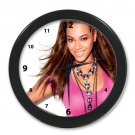 Red Beyoncé Knowles Best Modern Wall Clocks For Home Business Shop For Gift Popular Clocks