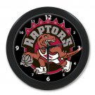 Personalized Toronto Raptors Best Modern Wall Clocks For Home Business Shop For Gift Popular Clocks