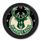 Personalized Milwaukee Bucks Best Modern Wall Clocks For Home Business Shop For Gift Popular Clocks