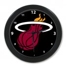 Personalized Miami Heat NBA Best Modern Wall Clocks For Home Business Shop For Gift Popular Clocks