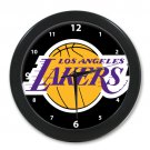 Personalized Los Angeles Lakers Best Modern Wall Clocks Home Business Shop For Gift Popular Clocks