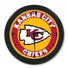 Personalized Kansas City Chiefs NFL Best Modern Wall Clocks Home Business Shop Gift Popular Clocks