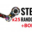 x25 Random Steam Key Game Pc Cd Global Delivery Fast + BONUS (REGION FREE)