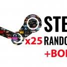 x25 Random Steam Key Game Pc Cd Global Delivery Fast + BONUS (REGION FREE)