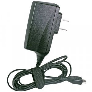 Micro USB Charger (Fits Cameras, Cell Phones, Bluetooth)