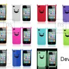 Devil Silicone Case For Apple iPhone 4