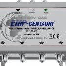 3x4 satellite multiswitch (MS3/4EUA-3) - 4 YEAR WARRANTY, Made in EU