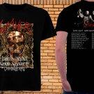 Slayers Tour Dates 2019 Tshirt Black Color 100% Cotton New Edition