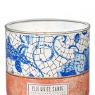 Bath & Body Works White Barn Fiji White Sands Scented Candle