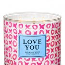 Bath & Body Works Flower Shop Scented Candle