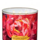 Bath & Body Works Wisteria Garden  Scented Candle
