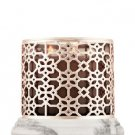 Bath & Body Works Rose Gold Marble Candle Sleeve