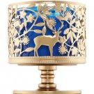 Bath & Body Works Wildlife Pedestal Candle Sleeve
