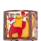 Bath & Body Works Autumn Fox  Candle Sleeve