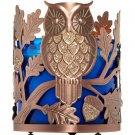 Bath & Body Works Sparkling Owl Candle Sleeve