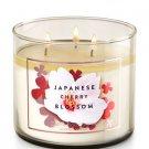 Bath & Body Works Japanese Cherry Blossom Candle 14.5 oz / 411 g