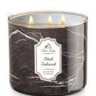 Bath & Body Works Black Teakwood Candle 14.5 oz / 411 g