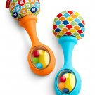 Rattle 'n Rock Maracas, Blue/Orange