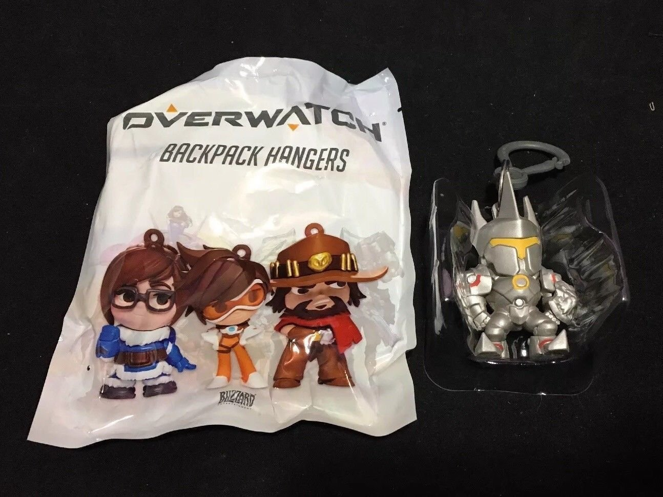 Overwatch Series 1 Backpack Hanger Reinhardt