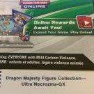 Pokemon Ultra Necrozma GX SM126 Online Code