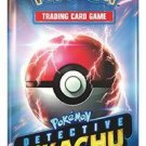 Detective Pikachu 4-Cards Booster Pack
