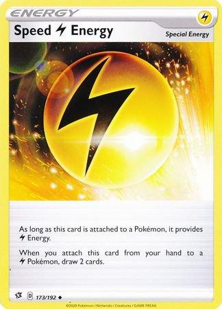 Speed L Energy - 173/192