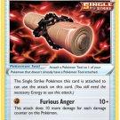 Single Strike Scroll of Scorn - 133/163