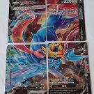 Zacian V-Union 4 Cards Set